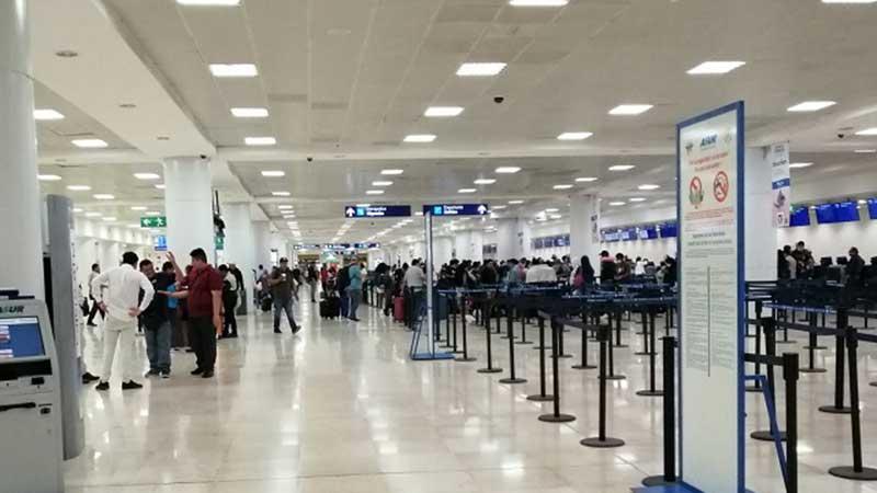 USA monopoliza el turismo en México: el 80% del total