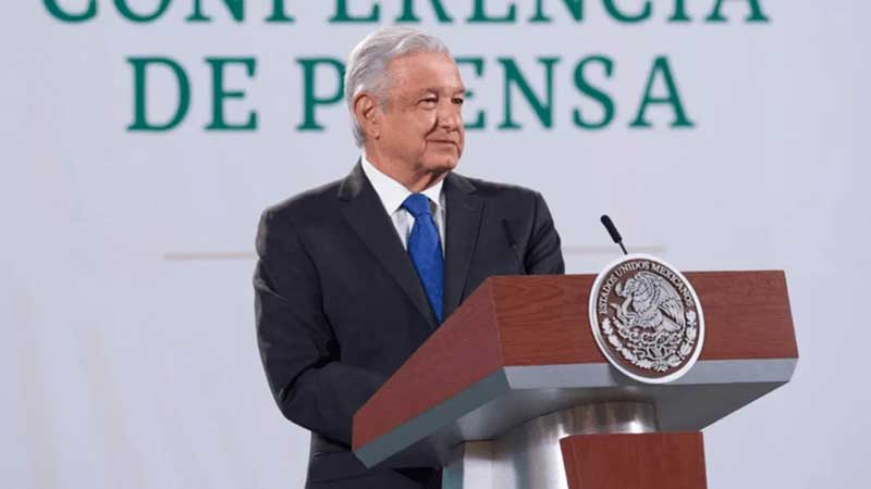 López Obrador critica a empresas de telecomunicaciones por obstaculizar padrón de datos biométricos