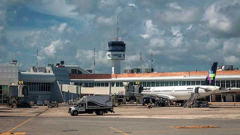 Cancún rebasa a la CDMX en captación de turistas internacionales