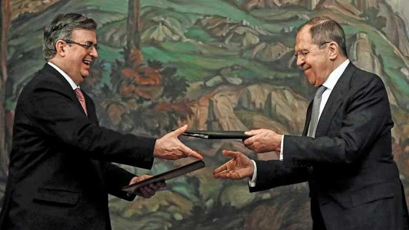 """Putin y AMLO sostienen conversaciones de manera """"regular"""""""