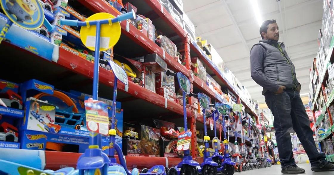 Prevén derrama económica de 12,000 millones de pesos por compras del Día del Niño y la Niña