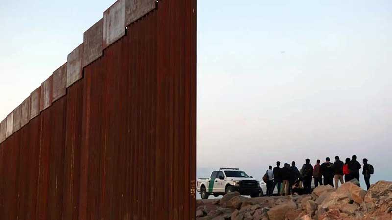 Pentágono canceló los proyectos de construcción del muro en la frontera entre Estados Unidos y México