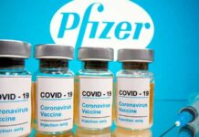 Pfizer dice que podrá entregar 10% más vacunas que las previstas para fin de mayo