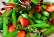 7 alimentos que están en temporada durante abril y que te aportarán grandes beneficios