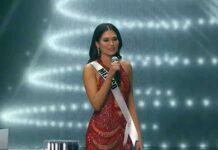 """""""Debimos cuidar a nuestra gente"""": el duro mensaje de Andrea Meza en Miss Universo por las muertes COVID-19 en México"""