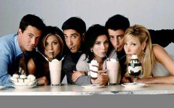 Reunión de la serie Friends se emitirá el 27 de mayo