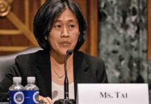Reunión del T-MEC tratará asuntos laborales: Katherine Tai