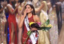 La mexicana Andrea Meza se corona como Miss Universo
