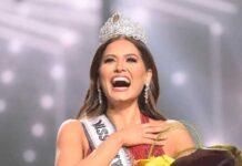 Una corona con 1,725 diamantes y otros premios de Andrea Meza tras coronarse Miss Universo 2021