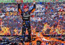 Piloto mexicano Patricio O'Ward logra su primer triunfo en IndyCar en Texas