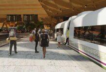 Tren Maya y aeropuerto Felipe Ángeles, con avances de 12.5% y 56% al primer trimestre