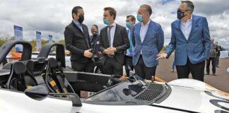 Querétaro ya cuenta con pista de pruebas para industria automotriz